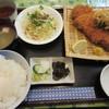 とんかつかつ屋 - 料理写真:【ロースカツ定食 1050円】