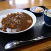 空の駅眺鷲台 竜馬 - 料理写真:カレーライス