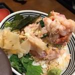 日本橋海鮮丼 つじ半 - 料理写真: