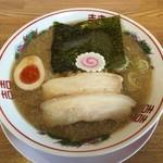 麺屋 小太郎 - 醤油ラーメン700円
