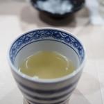 焼鳥 おみ乃 - 鶏スープ