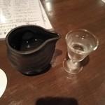 まんざら亭 - 酒~