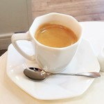 77459741 - ホットコーヒー(セット価格)300円