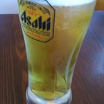 カマナ・ナン・カレーハウス - 生ビール