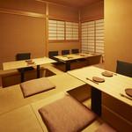 和味 大輔 - お座敷は3テーブルございます 10名様以上ですとこちらのお座敷を貸切にすることも可能です