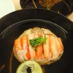 鮨木場谷 - 料理写真:香箱蟹の椀!
