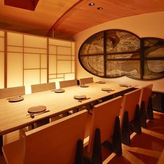 本店2階完全個室「桜」
