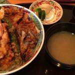 天青 - ランチ天丼