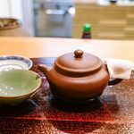 蓮香 - 鼈の土瓶スープ