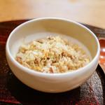 蓮香 - スープ炒飯