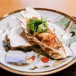 蓮香 - 牡蠣の香り揚げ