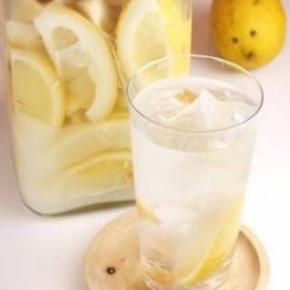 <脂肪燃焼・若返り・美容効果>魔法のような【塩レモンサワー】