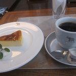 1988 CAFE SHOZO - チーズケーキとオリジナルブレンドで