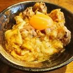 炭焼 鳥佳 - 親子丼