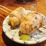 炭焼 鳥佳 - チーズ巻
