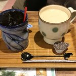 キャテリアム - アイスコーヒー、コーヒー