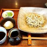 手打ちそば さんぽ - 料理写真:おろし蕎麦