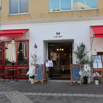 Cafe Leone - 外観