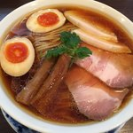 77472892 - 特製醤油らぁ麺