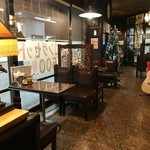駅馬車 - 昔ながらの喫茶店。