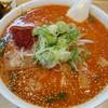 信長ラーメン - 料理写真:赤いラーメン 980円
