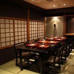 日本橋OIKAWA - 内観写真:1階個室 10名