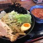 麺屋 しゃがら - えびつけめん海老蔵スペシャル¥760