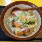 金龍軒 - 料理写真:みそちゃんぽん@650