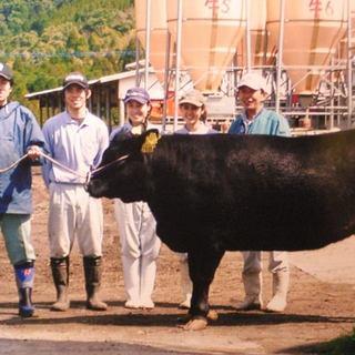 肉用牛品評会で日本一になるなど数々の受賞歴を持つさつま福永牛