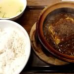 香家 - 麻婆豆腐セット