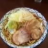 らーめん 陸 - 料理写真:大盛(540㌘)※背脂