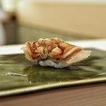 すきやばし 次郎 - ☆煮蛤