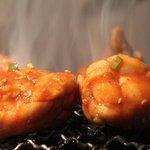 完全個室&食べ放題 焼肉ダイニングSae Style - 『希少部位』佐賀県産 みつせ鶏のとりとろ♪