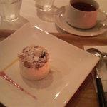 カフェノバ - レアチーズケーキ