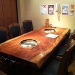 完全個室&食べ放題 焼肉ダイニングSae Style - 個室はご予約必至☆ お早めに☆