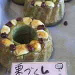 ダーシェンカ・菜 - 栗づくし(甘めらしい)