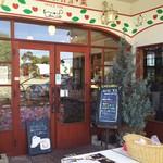 ダーシェンカ・菜 - お店の入口