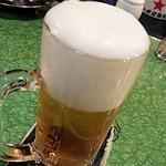 オオムラ - まろやかで優しい味わいの生ビール。