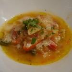 ミナミ - 料理写真:野菜のスープ