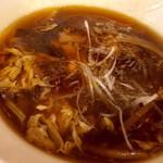 京華小吃 - 酸辣湯(スープ)