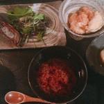 料理屋壱 - さわら香味焼き定食