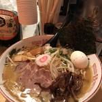 古川屋台 ソウヅ - 料理写真:味噌ラーメン(800円)
