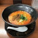 杏亭 - 汁あり担々麺       ¥800