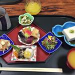 青山の辺竹林 - 料理写真:
