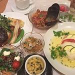 西洋家庭料理 レストラン オペラ - クリスマス、スペシャルフルコース