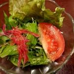 九龍酒樓 - サラダ