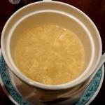 九龍酒樓 - スープ