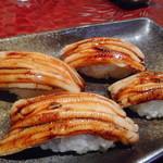竹はる - 穴子寿司
