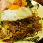 熱帯食堂 - ナシゴレン945円