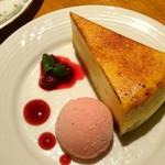 77501178 - ニューヨークスタイルチーズケーキ